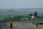 44: Go to the Panorama section on the menu of www.explorewalberswick.co.uk to see the slideshow taken from the top of the tower at St.Andrews Church, Walberswick. It of course includes this view from the Walberswick angle !