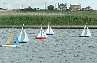 The Southwold Model Yacht Regatta
